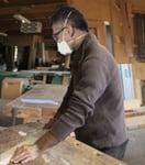 Antoine, formateur quincaillier et passionné bois, Côtes-d'Armor