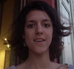 Giovanna,  giovane diplomata all'Accademia di Belle Arti, Napoli