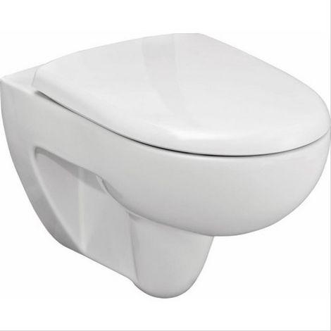 Cuvette WC suspendue courte Prima Allia