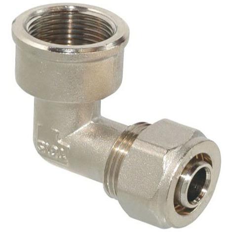 Coude Multicouche à compression - Diam32 - F26/34