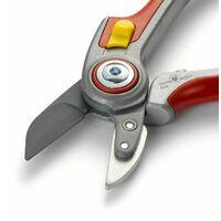 Sécateur, coupe enclume 25 mm - poignées aluminium