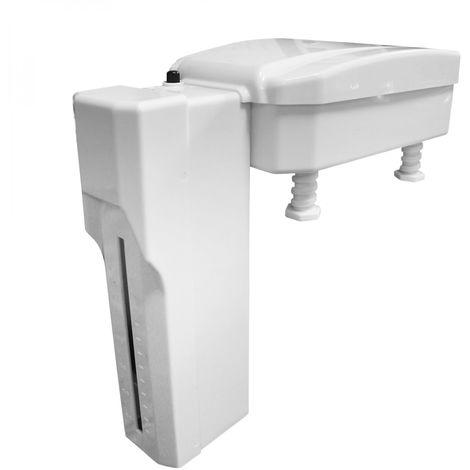 Régulateur automatique et réglable du niveau d'eau pour piscine - Linxor