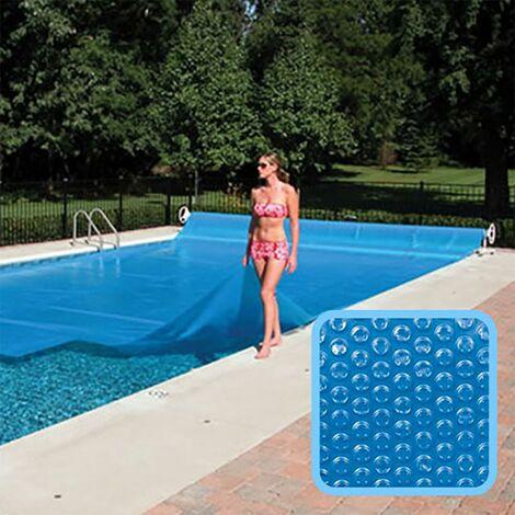 Bâche à Bulles 300 Microns pour piscine 4m x 04m - Linxor