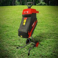Broyeur de végétaux électrique 2400W