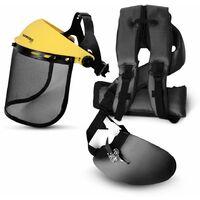 Kit protection visage + harnais universel - Gardeo