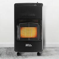 Chauffage au gaz infrarouge 4200W - Warmtech