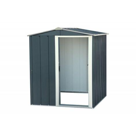 Caseta ECO ELCHE 5X4. Medidas 1.230 x 1.616 x 1.821 mm.. Superficie 1,98 m2