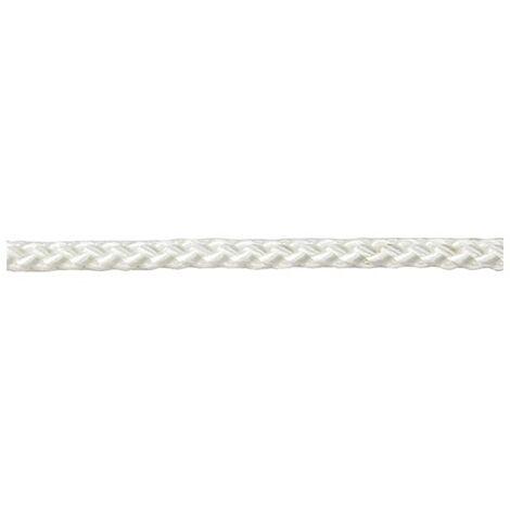 bianco Leorx 4/mm 20/M corda in polipropilene intrecciato corda con nucleo in poliestere per tenda esterna Clothesline uso