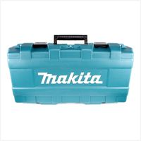 Makita DJR 360 RFK Scie récipro sans fil 2x 18 V avec boîtier + 2x Batteries BL 1830 3,0 Ah + Chargeur