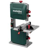 Metabo Scie a ruban BAS 261 precision 400W 619008000 lame livree avec
