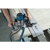 BOSCH Defonceuse multifonctions GOF 1600 CE Professional - 0601624000 avec L-Boxx, adaptateur d'aspiration
