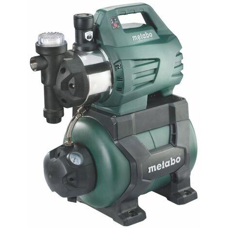 Metabo Sistema de abastecimiento de agua doméstico HWW 4500/25 Inox / 1300 vatios