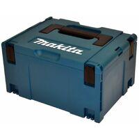 Makita Taladro percutor a batería DHP483 + atornillador de impacto a batería DTD155 | 2x batería 3,0 Ah