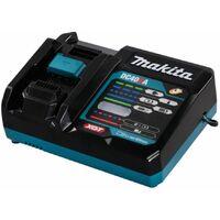 Makita Taladro atornillador a batería 40V DF001GD201 | 2x baterías 2,5 Ah Makpac