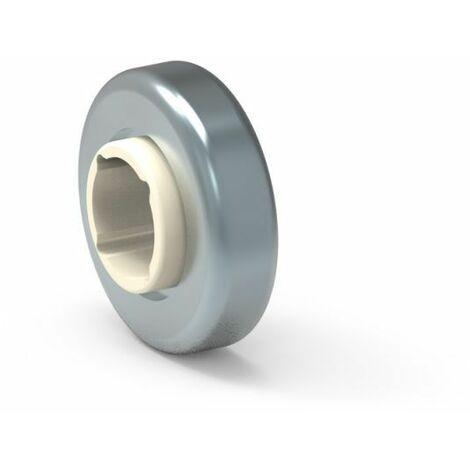 Roulement à billes//diamètre externe du = 27,00 mm//Diamètre intérieur = 12,70 mm//H = 12