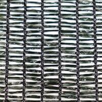 15 m filet d'ombrage, brise-vue pour clôture, bâche de tennis, clôture de protection contre les regards, claustra 90 g 2 m