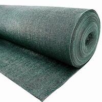 5 m filet d'ombrage, brise-vue pour clôture, bâche de tennis, clôture de protection contre les regards, claustra 150 g 2 m