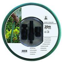 HIDROLIMPIADORA ELECTRICA 135 BAR 408 L/H 1600W SCHEPPACH HCE1600 + MANGUERA 20M