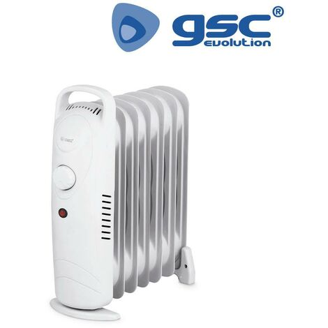 Mini-radiador de aceite 600/900 W GSC