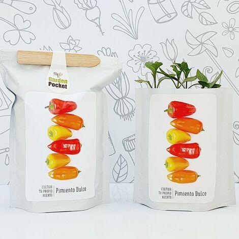 Kit huerto Pimiento dulce Garden Pocket