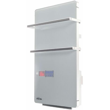 Toallero calefactor eléctrico digital Purline