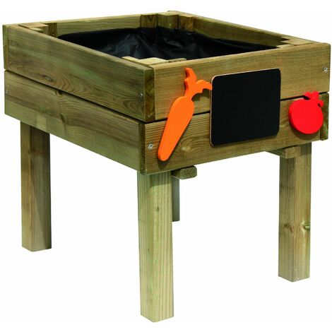 Mesa Huerto Infantil madera Marguerite
