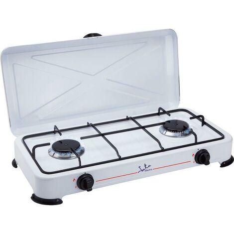 Cocina de gas 2 quemadores Jata CC705