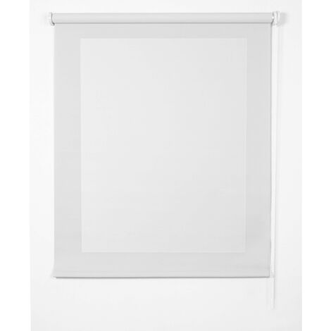 Estor enrollable screen Blanco 140x250 cm - Blanco
