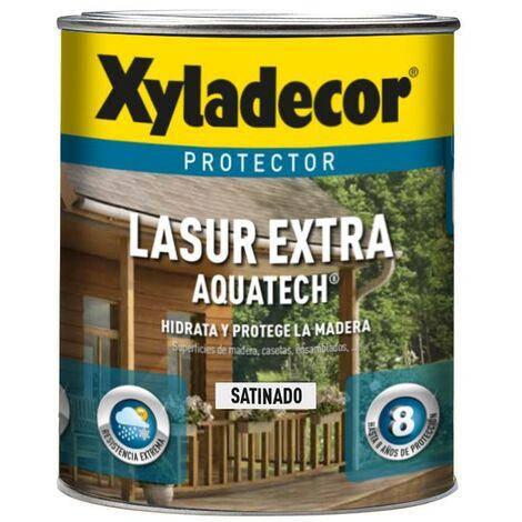 Protector Lasur Extra Satinado Aquatech Wengué 2,5l