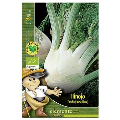 Semillas ecológicas de Hinojo