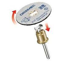 Mandril EZ SpeedClic DREMEL SC544 SC402 Disco de corte para madera /Ø 38,0 mm
