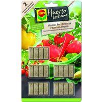 Varitas fertilizantes huerto y frutales Compo, 20 ud