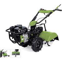 Motocultor Gasolina 4T - 212Cc - 7Hp - 620Mm Vito Agro