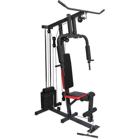 IronMan IM-101 Single Station Home Multi Gym
