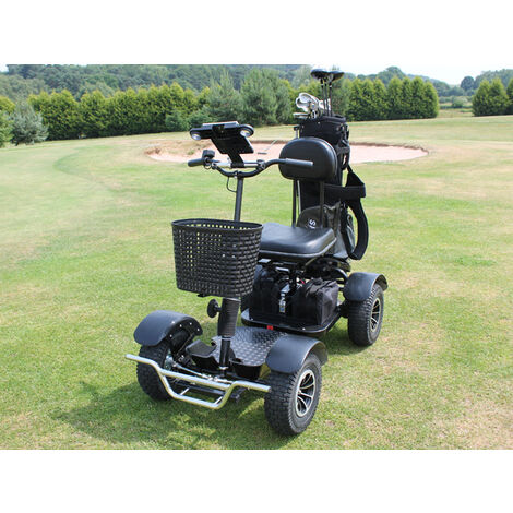 Hillman Panther Golf Buggy - No Batteries or Charger