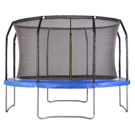 Air League 10ft Trampoline & Enclosure Blue