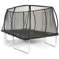Big Air Extreme 10x14ft Rectangular Trampoline-Green