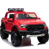 Kids Electric Ride On Ford Ranger Raptor Red