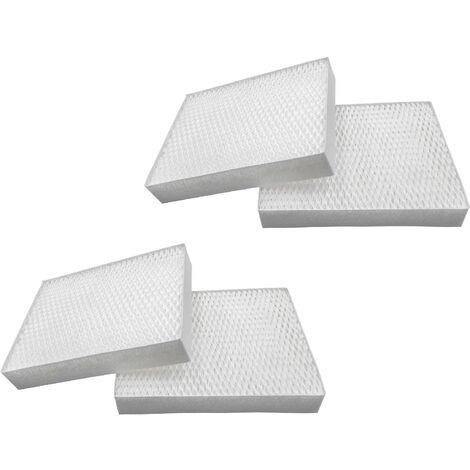 vhbw 4x Filter compatible with Stadler Form Oskar, Oskar Little, Oskar Big Design Humidifier, Replacement for Stadler Form 14643/10
