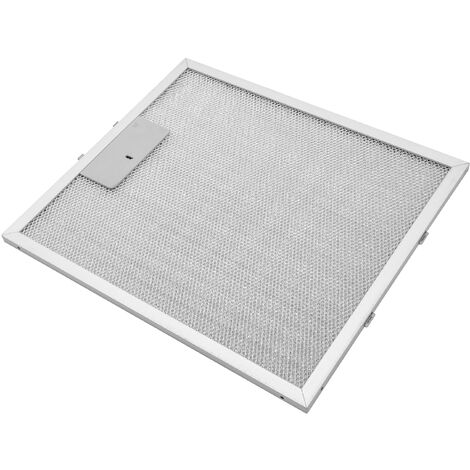 vhbw Metal Grease Filter Replacement for Electrolux 502470160040, 50247016004-0 for Extractor Fan - 30,55 x 26,75 x 0,85 cm, metal