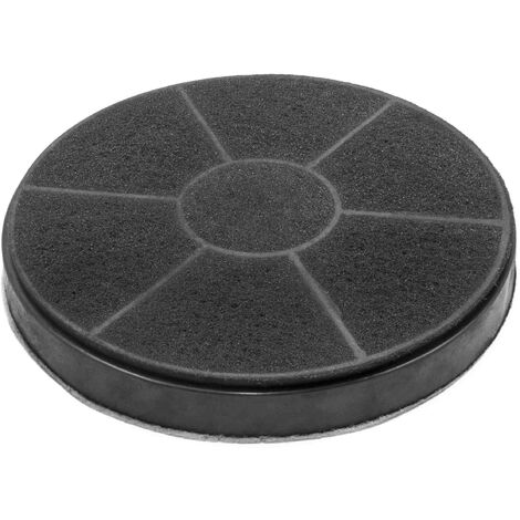 vhbw Replacement Filter compatible with Moulinex T43, T44, T45, T46, T47, T48, T49, T50, T51 Deep Fat Fryer, Black, White