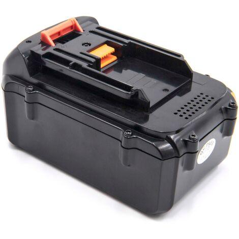 vhbw 1x Battery compatible with Makita BUX361Z, MBC231DRD Lawnmower, MBC231DZ Lawnmower Electric Power Tools (4000 mAh, Li-Ion, 36 V)