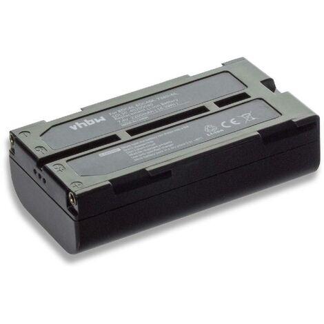 vhbw Battery Replacement for Sokkia 40200040, 7380-46, BDC46, BDC-46, BDC46A, BDC-46A, BDC46B, BDC-46B for Measuring Devices (2200mAh, 7.4V, Li-Ion)