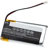 vhbw Battery replacement for GolfBuddy YK531832 for Measuring Devices (270mAh 3.7V Li-Polymer)