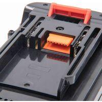 vhbw 1x Battery compatible with Makita BUX361, BUX361RDE, BUX361Z, MBC231DRD Lawnmower Electric Power Tools (3000 mAh, Li-Ion, 36 V)
