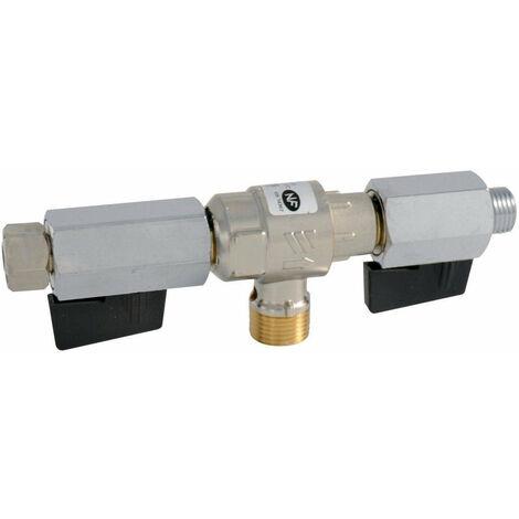 Disconnecteur + 2 vannes arr�t 2000, FRISQUET, Ref. F3AA40521