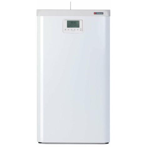 Chaudiere au sol gaz a condensation mixte accumulee PRESTIGE Condensation Visio 14 - 20 kW 80 litres Classe energetique A/B,  FRISQUET, Ref. A4AL20050