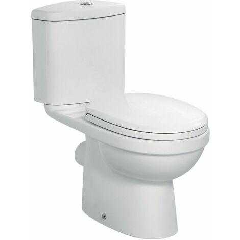 Pack WC ALTERNA VERS'EAU compact sur pied, Ref.CT1076C-2