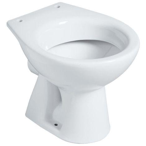 Wc au sol GEBERIT bambini pour enfants, cuvette de wc a fond creux Ref. 500.916.00.1