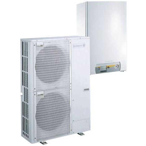 Groupe exterieur DE DIETRICH seul pour pompe a chaleur Air/Eau gamme ALEZIO II 8kW mono AWHP 8 MR-2 colis EH381 Classe energetique AA++ Ref. 7609926